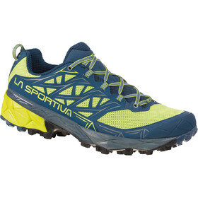 La Sportiva Akyra Running Shoes Men green/blue